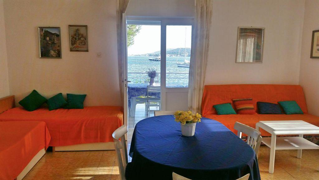 Apartment kroatien mit bootsanlegeplatz