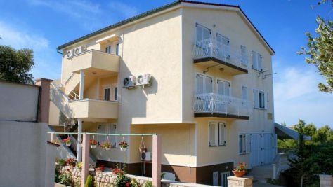 Apartmány Mandre 14391, Mandre - Exteriér