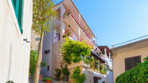 Apartmány a pokoje Makarska 14415, Makarska - Exteriér