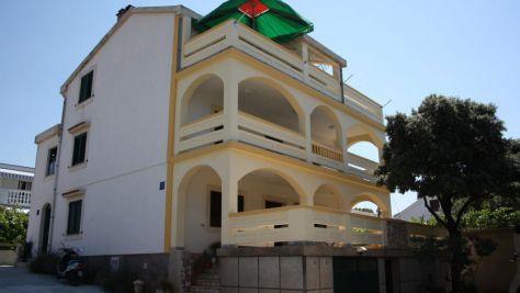 Apartmány Mandre 14495, Mandre - Exteriér