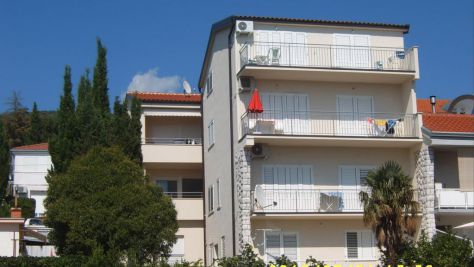 Apartmány Dramalj 14787, Dramalj - Exteriér