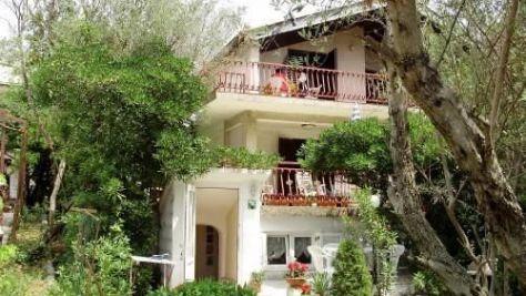 Apartmány a pokoje Krk 15278, Krk - Exteriér