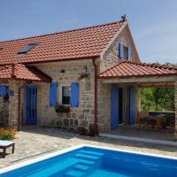 Casa de vacaciones Puljane 15308, Puljane - Exterior