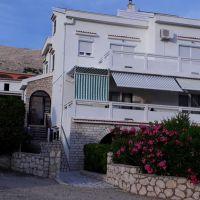 Appartamenti e camere Pag 15648, Pag - Esterno