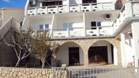 Apartmány Metajna 16021, Metajna - Exteriér