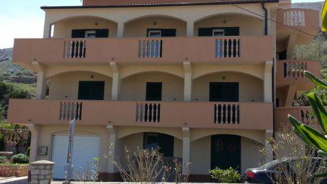 Apartmány Pag 16201, Pag - Exteriér