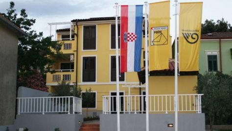 Apartmány a pokoje Punat 16446, Punat - Exteriér