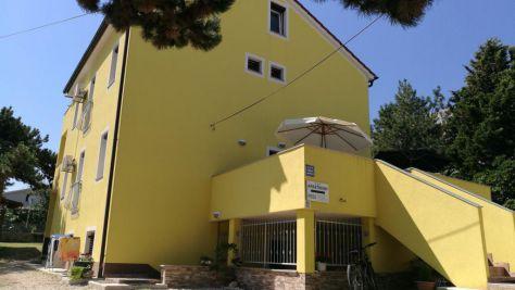 Apartmány Baška 16613, Baška - Exteriér