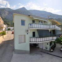 Apartamentos y habitaciones Makarska 16696, Makarska - Exterior