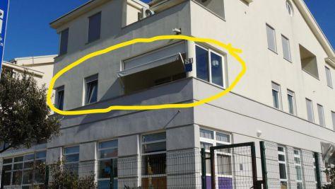 Apartmány Punat 16998, Punat - Exteriér