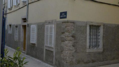Apartmány a pokoje Cres 17392, Cres - Exteriér