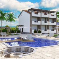 Apartamentos Kampor 17450, Kampor - Exterior