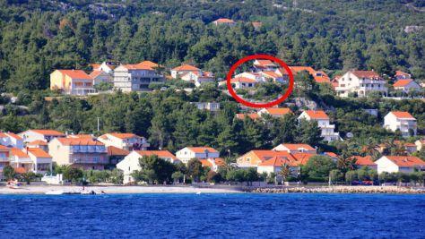 Apartmány a pokoje Orebić 17585, Orebić - Exteriér