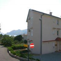 Apartmány Baška 17919, Baška - Exteriér