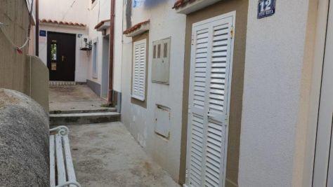 Apartmány Baška 17951, Baška - Exteriér