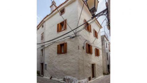 Apartmány a pokoje Vrbnik 17997, Vrbnik - Exteriér