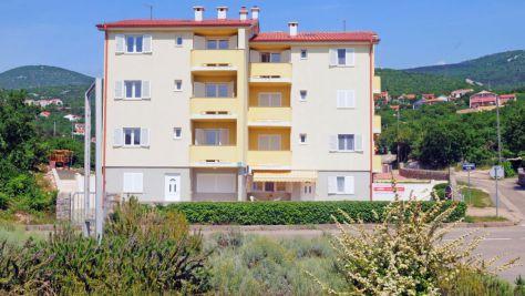 Apartmány Klenovica 18131, Klenovica - Exteriér