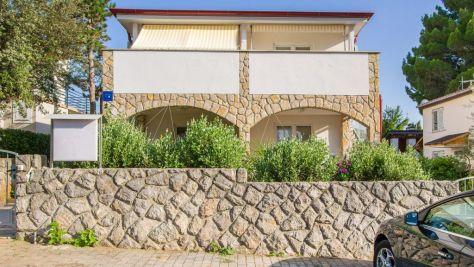 Apartmány a pokoje Njivice 18260, Njivice - Exteriér