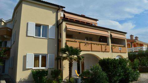 Апартаменты Punat 18285, Punat - Экстерьер