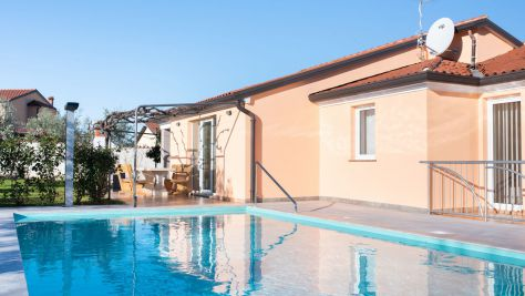 Holiday house Umag 18761, Umag - Swimming pool