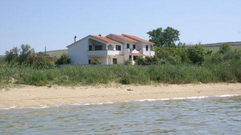 Apartmány Povljana 2677, Povljana - Exteriér