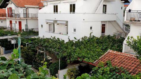 Apartmány Podaca 2856, Podaca - Exteriér