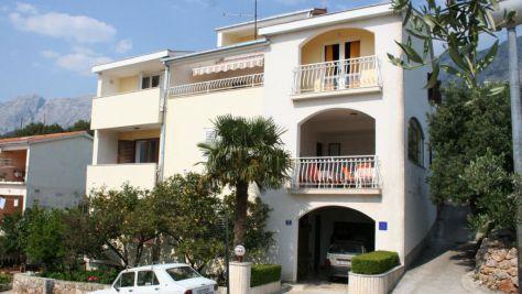 Apartmány Podgora 2859, Podgora - Exteriér