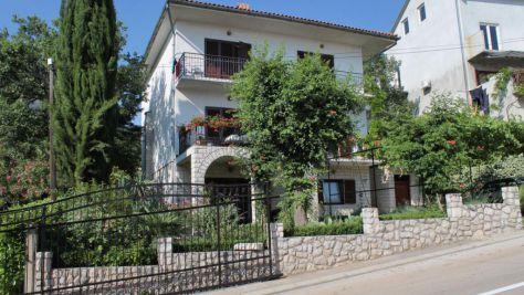 Apartmány Selce 3533, Selce - Exteriér
