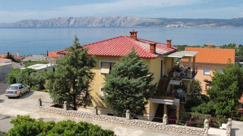 Apartmány Novi Vinodolski 3543, Novi Vinodolski - Exteriér