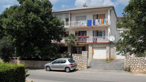 Apartmány Novi Vinodolski 3549, Novi Vinodolski - Exteriér