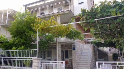 Apartmány Podaca 3653, Podaca - Exteriér