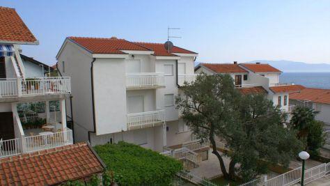 Apartmány Podaca 3697, Podaca - Exteriér
