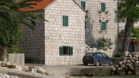 Apartmány Podaca 3711, Podaca - Exteriér