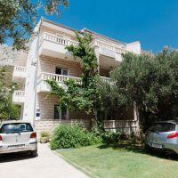Apartamentos y habitaciones Duće 3774, Duće - Exterior
