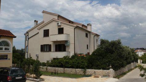 Apartmány Novalja 4078, Novalja - Exteriér