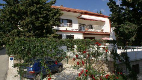 Apartmány Novalja 4188, Novalja - Exteriér