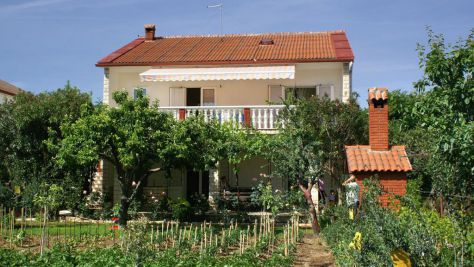 Apartmány Vlašići 4209, Vlašići - Exteriér