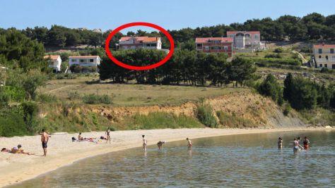 Apartmány Vlašići 4359, Vlašići - Exteriér