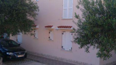 Apartmány Banjol 4909, Banjol - Exteriér