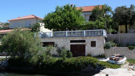Apartmány Barbat 4926, Barbat - Exteriér