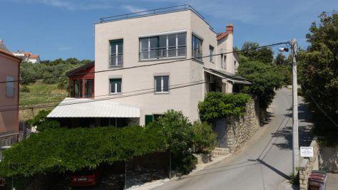 Apartmány Supetarska Draga - Gonar 4938, Supetarska Draga - Gonar - Exteriér