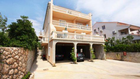 Apartmány Barbat 4948, Barbat - Exteriér