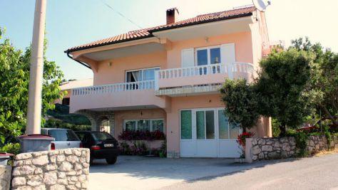 Apartmány Barbat 4950, Barbat - Exteriér