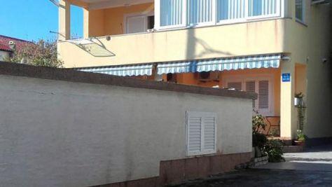 Apartmány Banjol 4952, Banjol - Exteriér
