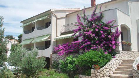 Apartmány Barbat 4967, Barbat - Exteriér