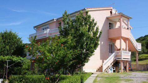 Apartmány Kampor 4970, Kampor - Exteriér
