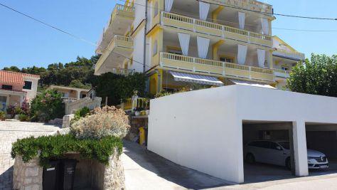 Apartmány Banjol 4981, Banjol - Exteriér