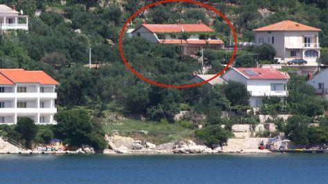 Apartmány Supetarska Draga - Gornja 4991, Supetarska Draga - Gornja - Exteriér