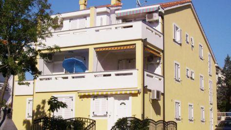 Apartmány a pokoje Malinska 5201, Malinska - Exteriér
