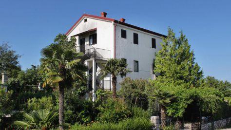 Apartmány Njivice 5208, Njivice - Exteriér